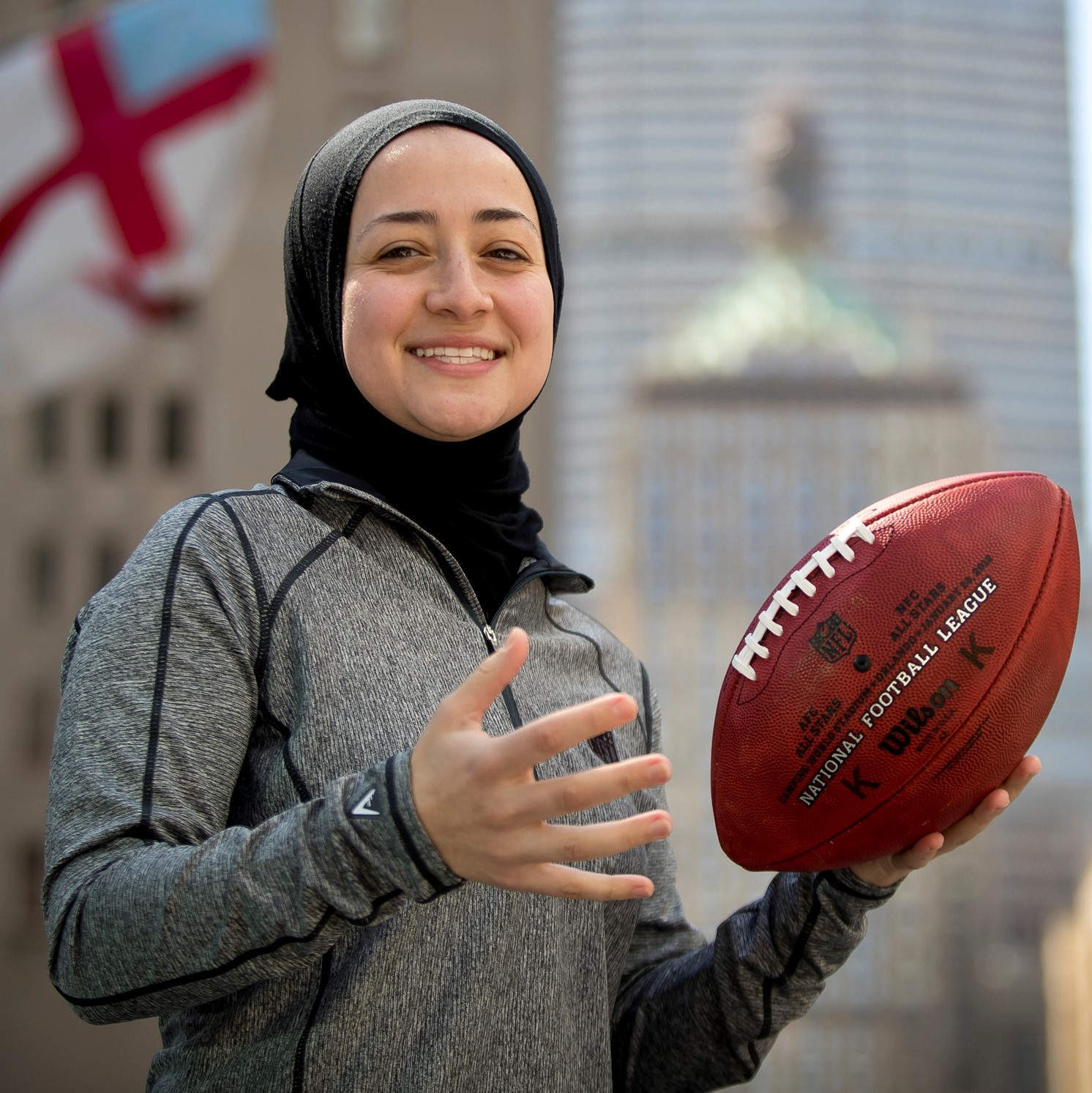 Picture of Ameena Soliman '17, '18
