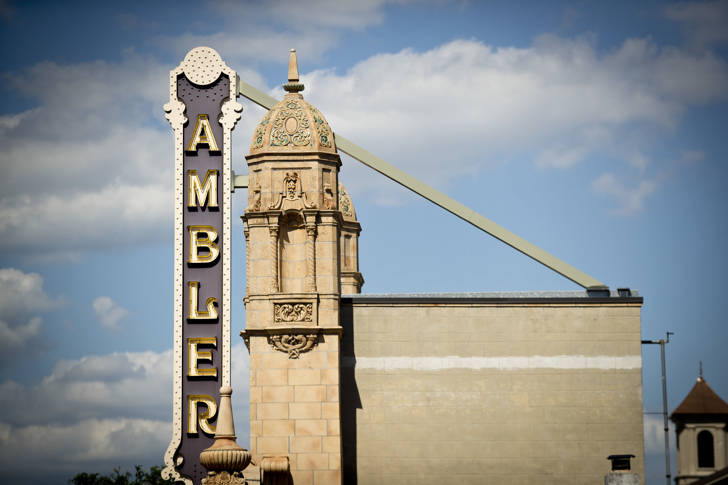 An image of the city of Ambler.